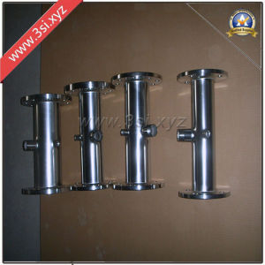 304/316 Stainless Steel Duplex Pump Discharge Manifold (YZF-PM04) pictures & photos