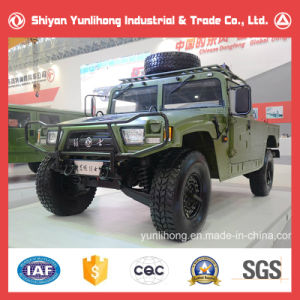 off Road Pickup Hummer Dongfeng Mengshi/ 4X4 1.5 Ton Cargo off Road Truck pictures & photos