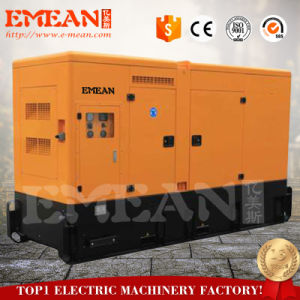 15kVA~1000kVA Silent/Soundproof Diesel Generator with Cummins Engine pictures & photos
