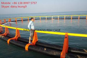 HDPE Ocean Farming Aquculture Floating Fish Cage pictures & photos