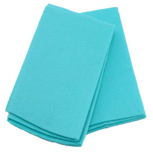 Good Absorption Non-Woven Fabric Cleaning Cloth, All Purpose Needle Pucnhed Non-Woven Cloth pictures & photos