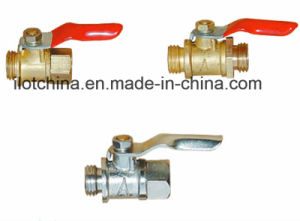 Ilot Brass Ball Valve / Connected Switch pictures & photos