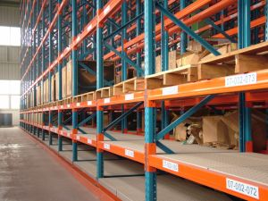 Heavy Duty Warehouse Storage Metal Pallet Stacking Rack pictures & photos