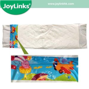 PE Backsheet Diaper of Baby with Tri-Fold pictures & photos
