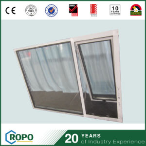 Vinyl Double Pane Windows CSA Approved, Ventilator Window pictures & photos