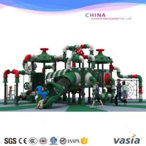 Amusement Park Hot Sale Mario Pipeline Series Sliding Outdoor Playground pictures & photos