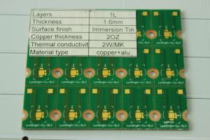 PCB Printing Manufacturer, Mutilayers Immersion Gold RoHS Rigid PCB pictures & photos