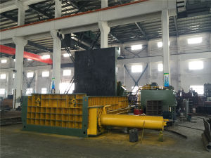 Y81k-600 Hydraulic Metal Baler pictures & photos