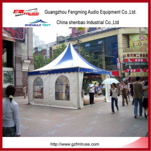 5X5m Commercial Exhibition Pagoda Tents for Sale pictures & photos