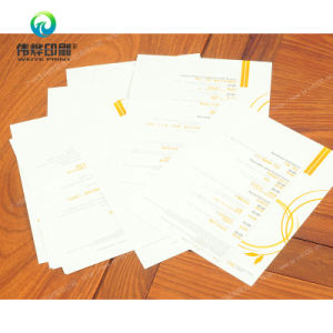 Hotel Offset Printing Menu Price List / Catalogue pictures & photos