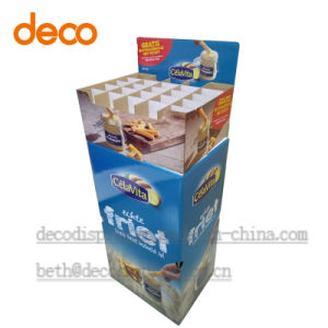 Paper Display Carton Cardboard Display Dump Bins pictures & photos