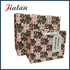 Wholesales Customize Logo Made New Design Printed Retail Paper Bag pictures & photos