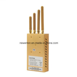 Portable Cellphone Signal Blocker Jammer pictures & photos