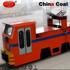 25t Cay25/7gp Flameproof Battery Locomotive for Subway Tunneling pictures & photos