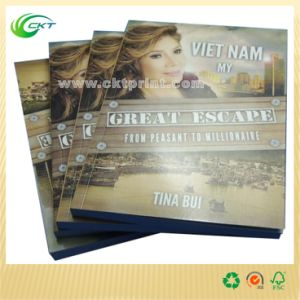 Professional Softcover and Hardcover Book Printing with Offset Paper (CKT-BK-333) pictures & photos