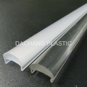 Acrylic Linear Light Lens Cover pictures & photos