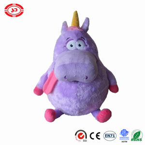 Unicorn Purple Dreaming Funny Play Buddy Tummystuff Kids Plush Toy pictures & photos