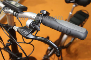 Safety Assured Folded Electric Bike Foldable E-Bike E Bicycle Folding Alloy Frame Shimano Parts pictures & photos