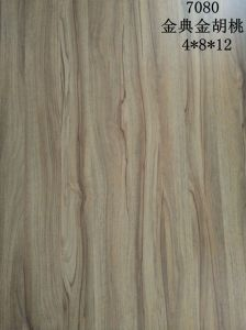 Wood Grain Decorative Lamination Sheet-1 pictures & photos