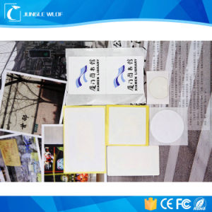 Round Adhesive RFID Label/NFC Label/NFC Sticker/NFC Tag pictures & photos