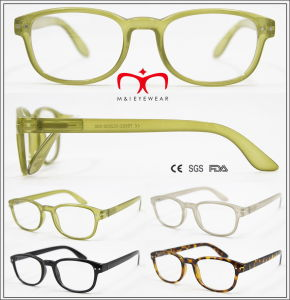 New Fashion Plastic Rubber Finished Reading Glasses (WRP604570) pictures & photos