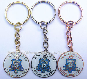 Customized Zinc Die Cast Keychain (Hz 1001 K040) pictures & photos