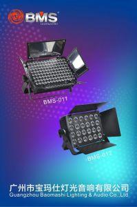 112*3W RGBW LED Face Studio Light pictures & photos