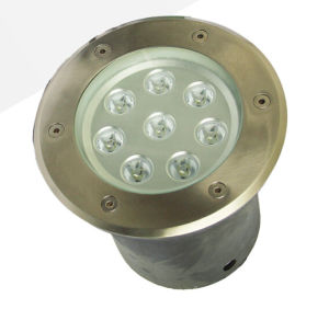 8W Aluminum LED Ground Light pictures & photos