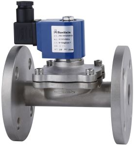 Flange Connection Direct Acting Solenoid Valve pictures & photos