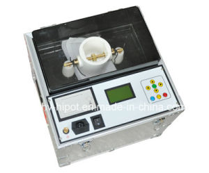 Insulation Oil Dielectric Strength Tester (GDOT-80) pictures & photos