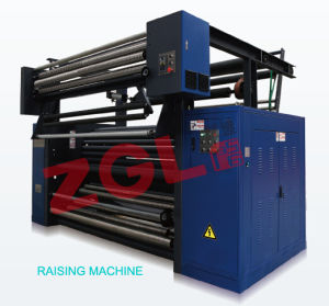 Gear Raising Machine for Velvet pictures & photos