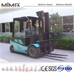 Mima 5t Electric Forklift with Double AC Driving System pictures & photos