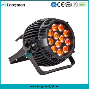 High Power 12*14W 6in1 DMX LED PAR Outdoor Lighting for Garden pictures & photos