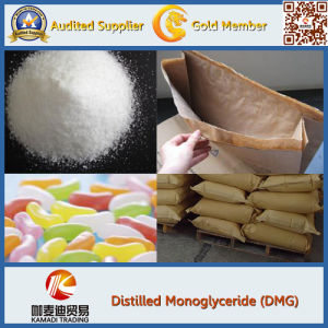 Dmg/Distilled Glycerin Monostearate/95.0% Min Wholesale pictures & photos