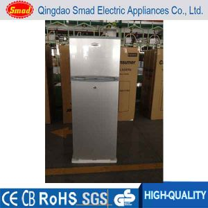Home Use Double Door Top Freezer Refrigerator Household Refrigerators pictures & photos