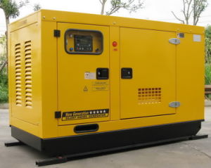 130kw/162.5kVA Cummins Enclosure Weatherproof Diesel Generator Set pictures & photos