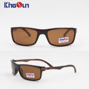 Tr90 Fashion Sunglasses Men′s Sunglasses Ks1137 pictures & photos