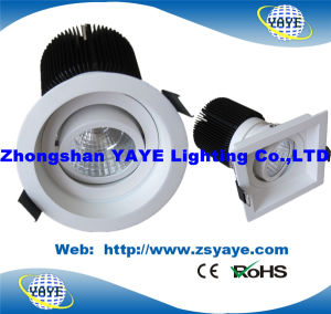 Yaye 2016 Newest Design Ce/RoHS 7W/10W/12W COB LED Down Light pictures & photos