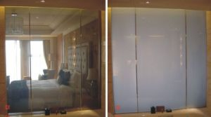 Smart Glass Film for Windows, Pdlc Film for Partition pictures & photos
