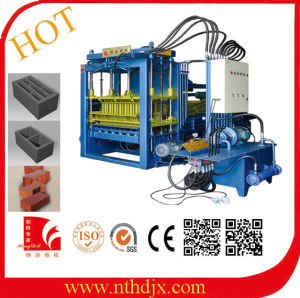 2016 New Design Cement Hollow Block Making Machine in India pictures & photos