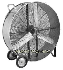 "48"" Floor Fan Drum Fan for Muggy Workshop pictures & photos"