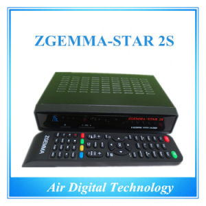 High Quality Twin Tuner Enigma 2 Satellite TV Receiver Zgemma-Star 2s pictures & photos