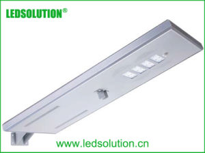New Design All in One Integrated 50W LED Solar Street Lamp pictures & photos