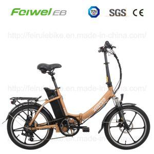 "20"" 250W Folding Electric Bike (TDN02Z-3) pictures & photos"
