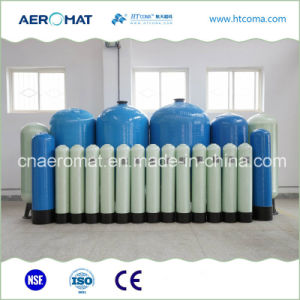 Plastic Water Filter Tank Plant Purifications pictures & photos