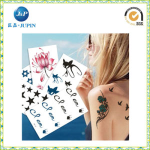 2016 Most Popular Fashion Custom Bird Tattoo Sticker (JP-TS071) pictures & photos