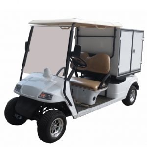 Golf Room Service Carts, with Rear Box, for Bedsheet, Towel Delivery, Eg2048t pictures & photos