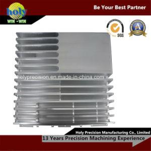 CNC Milling Aluminum 6061 T6 Part with Nature Anodizing pictures & photos