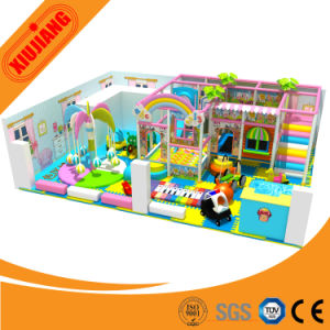 Xiujiang Factory Soft Play Indoor Playground Equipment for Sale (XJ5113) pictures & photos