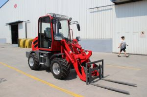 Small Excavator (Manufacture of wheel loader, skid steer, backhoe) pictures & photos